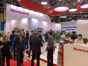 Компания Honeywell на выставке «Центр Безопасности»