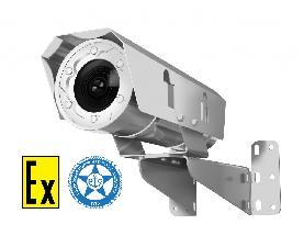 Взрывозащищенные видеокамеры из нержавеющей стали серий BS1Ex и BS3Ex