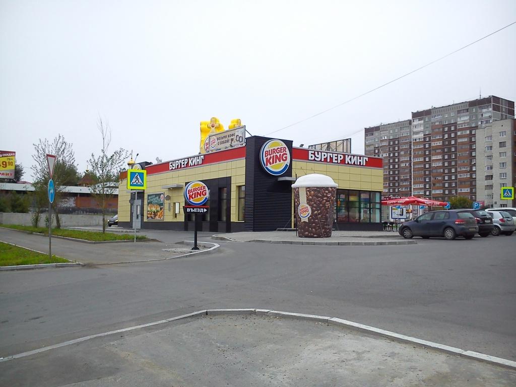 СКУД и СУРВ на базе биометрии в сети ресторанов Burger King