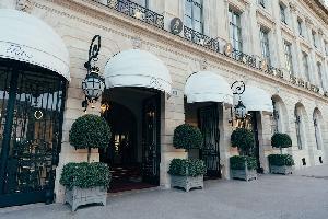 «Стрелец» в легендарном отеле Ritz Paris
