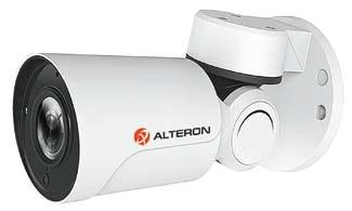 Компактная PTZ IP-камера Alteron KIP52