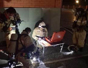 «Маяк Спасателя»: Чеченские пожарные повышают уровень профессиональной подготовки