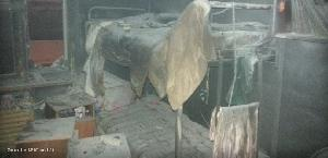 #СтрелецСпас: «Стрелец-Мониторинг» своевременно оповестил о пожаре в общежитии города Череповца