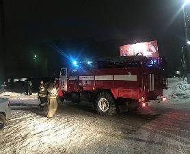 #СтрелецСпас: «Стрелец-Мониторинг» помог ликвидировать пожар в гостинице Владимира