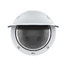 Axis представила мультисенсорную панорамную камеру с возможностью бесшовной съемки