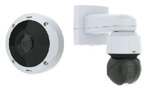 Новые сетевые камеры с ИК-подсветкой от Axis
