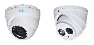 Грифон-СБ: Новые мультиформатные камеры RVi первой серии