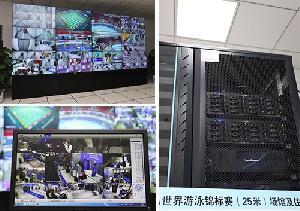 Dahua Technology предоставила системы безопасности для Чемпионата мира по плаванию 2018 в Ханчжоу