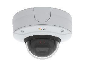 Новая камера AXIS Q3527-LVE объединила высокую степень кибербезопасности и погодоустойчивость