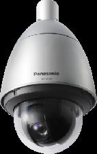 Уличная FullHD PTZ-камера с 31-кратным зумом и специальным грязеотталкивающим покрытием WV-S6530N