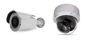 Четкое видеоизображение в пределах всей зоны покрытия в камерах Pelco GFC Professional 4K
