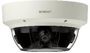 Новая четырёхмодульная уличная IP-камера Wisenet PNM-9000VQ