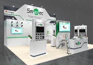 Экспозиция Smartec на Securika Moscow-2019