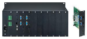 Новый IP-видеодекодер Wisenet SPD-1660RP для управления видеостеной