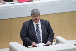 Михаил Козлов (Совет Федерации): на страже национальной безопасности: взаимодействие власти и бизнеса