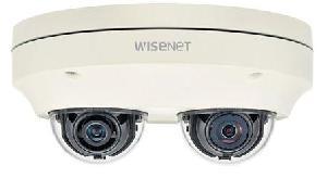 Двухмодульная IP-камера видеонаблюдения Wisenet PNM-7000VD
