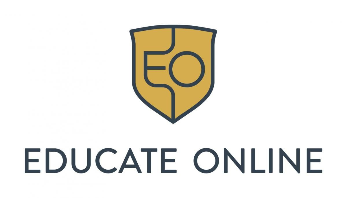 Логотип Educate Online